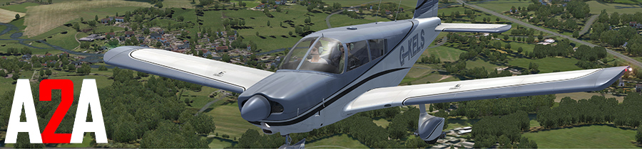 A2A Piper Cherokee Review