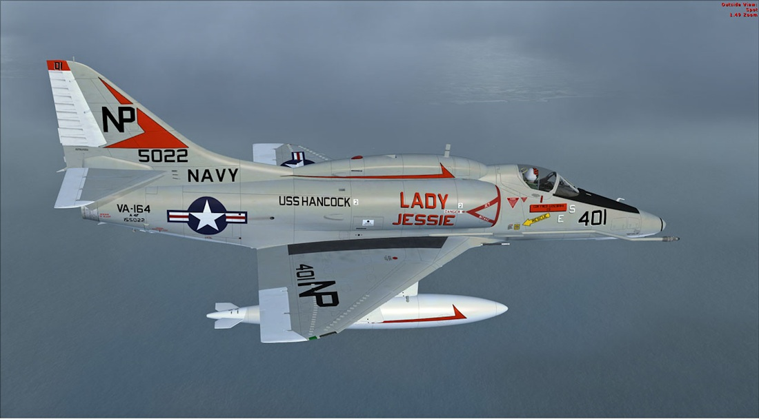 Virtavia A-4 Skyhawk Review